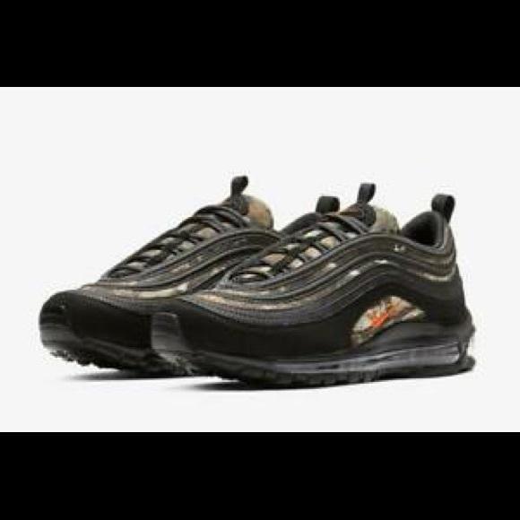 Men's Nike Air Max 97 Realtree Camo Never Worn! NWT